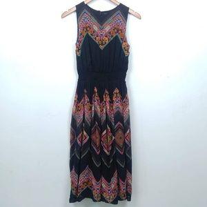 Anthropologie | Tanvi Kedia Embroidered Dress Boho